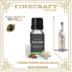 Ouzo Greek Rakı Aroması 10ML