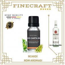 Bacardi Carta Blanca Rom  Aroması 10ML