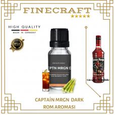 Captan Morgan Dark Rom  Aroması 10ML