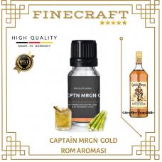 Captan Morgan Gold Rom  Aroması 10ML