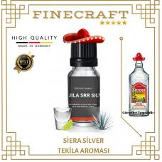 Siera Silver Tekila Aroması 10ML