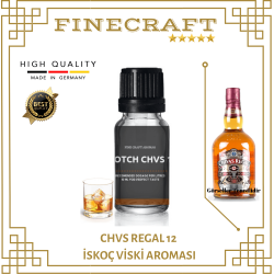 Chvas Rgl 12 Scotch Viski Aroması 10ML