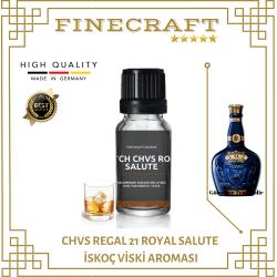 Chvas Rgl 21 Royal Salute Viski Aroması 10ML