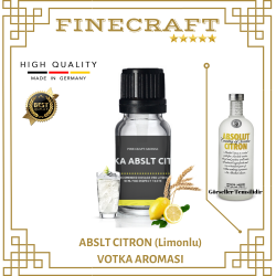 Absolt  Citron (Limonlu) Vodka Aroması 10ML