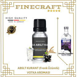 Absolt  Kurant Vodka Aroması 10ML