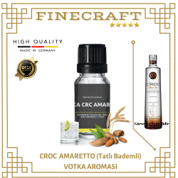 Croc Amaretto Vodka Aroması 10ML