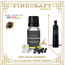 Croc Black Raspberry Vodka Aroması 10ML