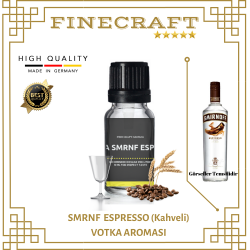 Smirnof Espresso Vodka Aroması 10ML
