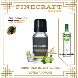 Smirnof Lime  Vodka Aroması 10ML