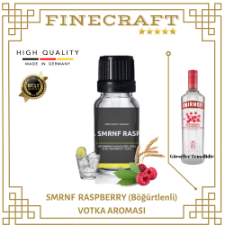Smirnof Raspberry  Vodka Aroması 10ML
